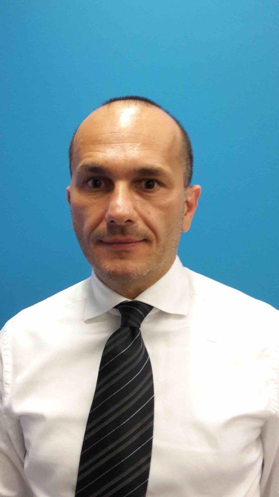 New hire in Zagreb Drazen Kontic